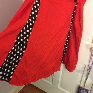iHot Dresses - Beautiful Red Dress